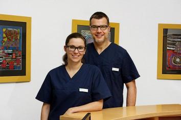 Go-Dent Ihre Zahnärzte in Kaiserslautern - Dr. Otter & Dr. Gerhardt